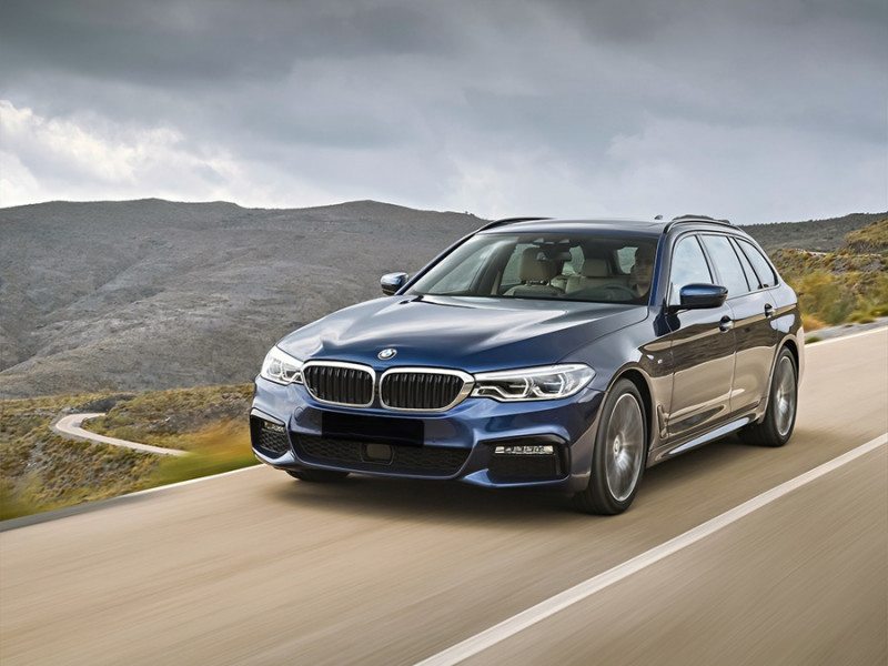 BMW 5-touring (uitlopend model)