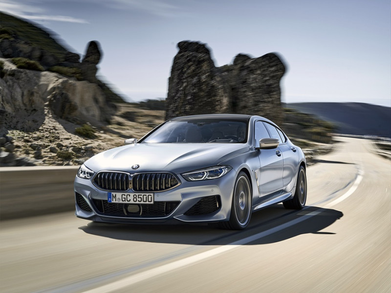 BMW 8-Gran Coupe