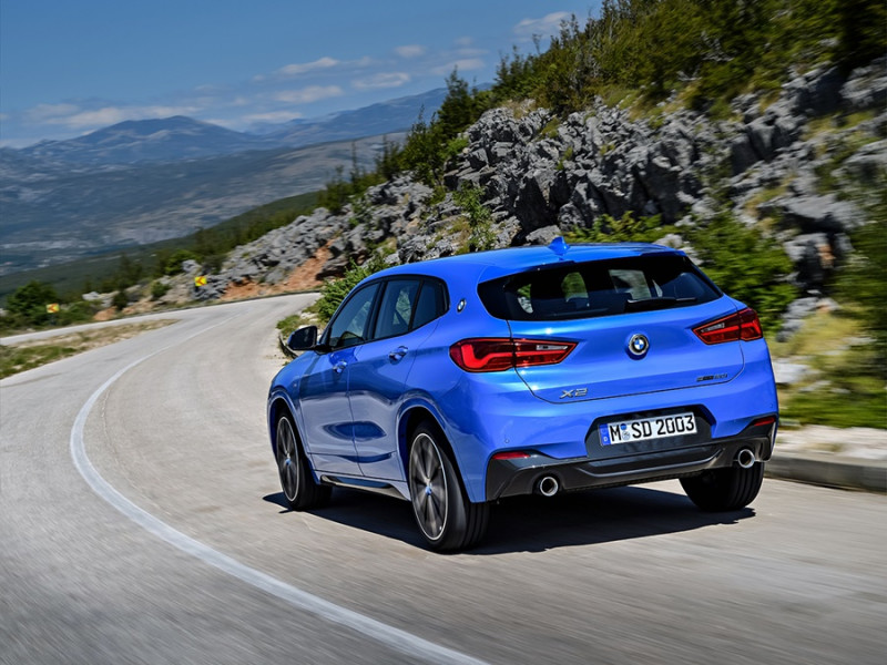 BMW X2 (uitlopend model)