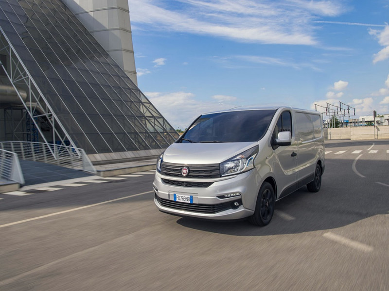 Fiat Talento Platform chassis