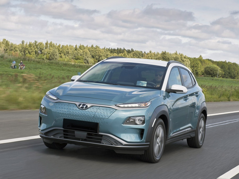 Hyundai KONA Electric (uitlopend model)