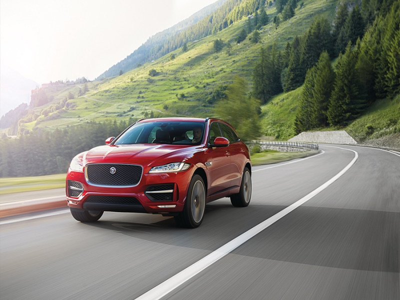 Jaguar F-Pace (uitlopend model)