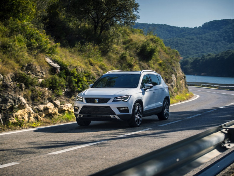 Seat Ateca (uitlopend model)